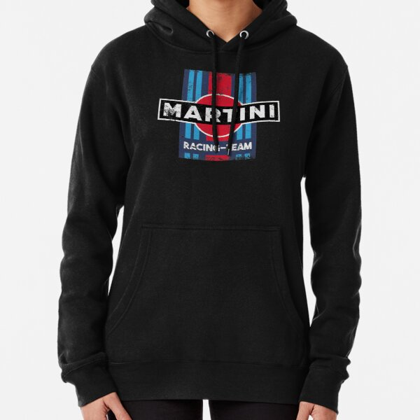 Martini Racing Team Pullover Hoodie