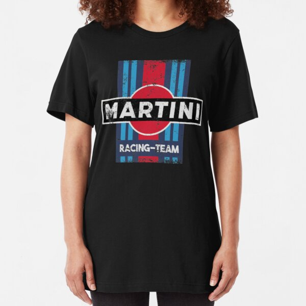 Martini Racing Team Slim Fit T-Shirt
