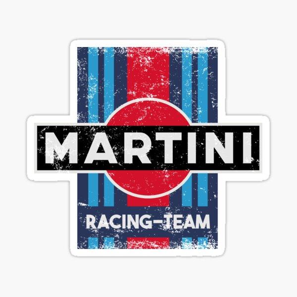 Martini Racing Team Sticker