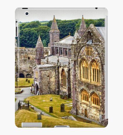 St David's Cathedral iPad Case/Skin