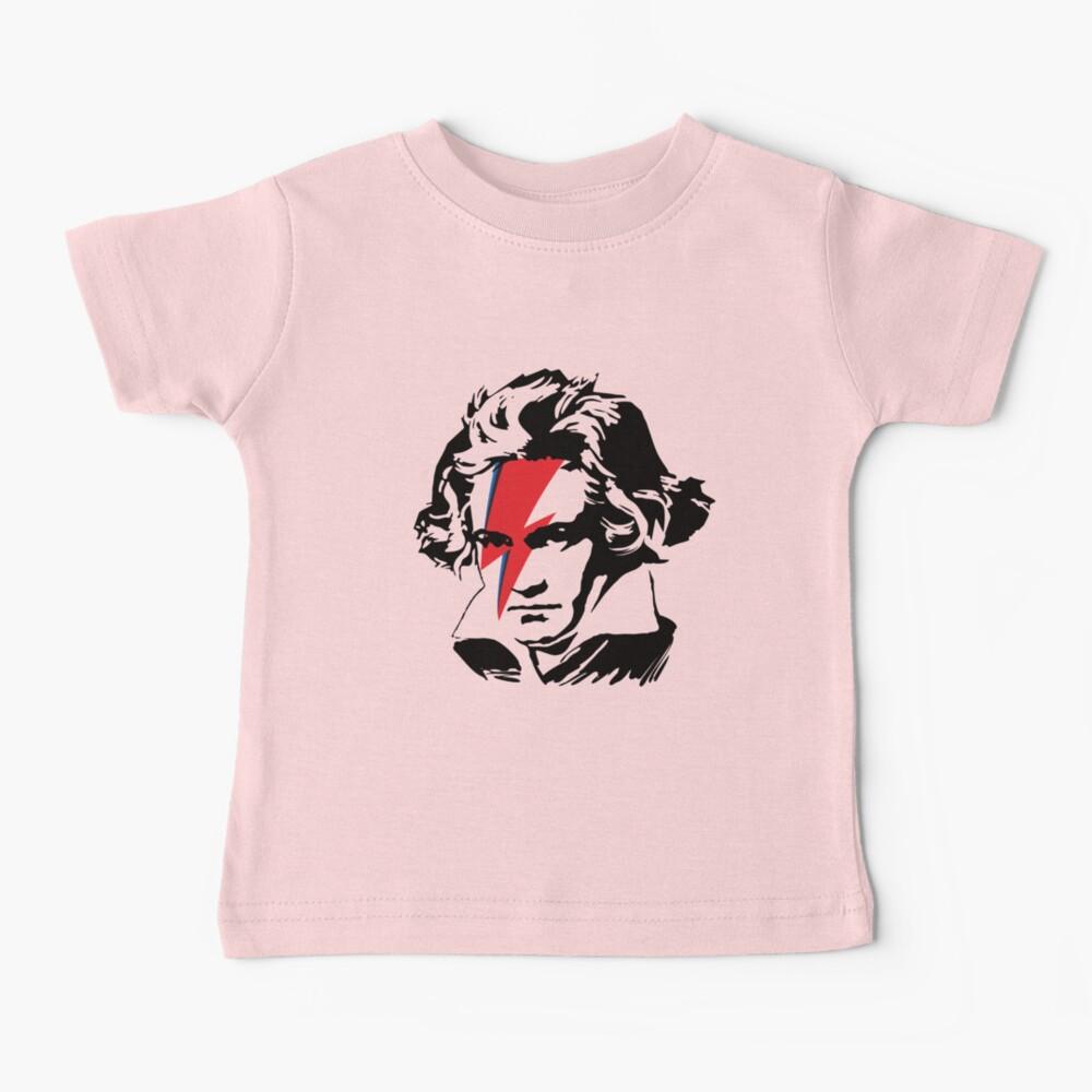Beethoven x ziggy Baby T-Shirt