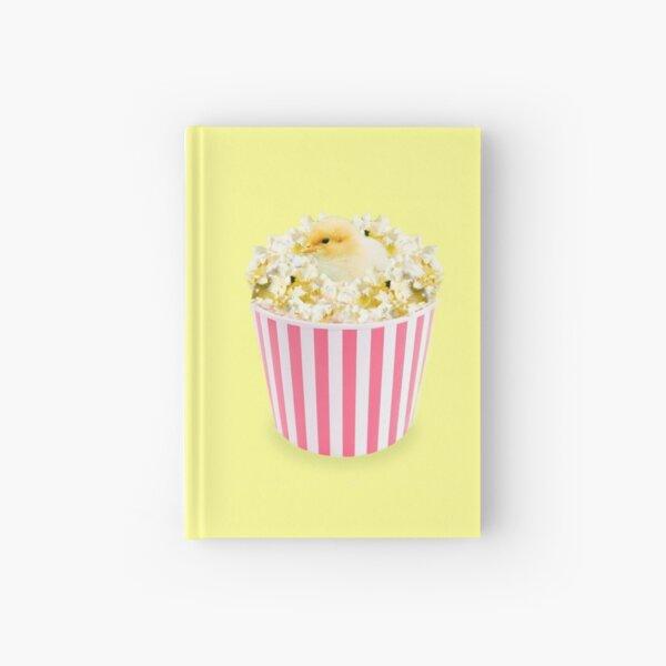 Little Chicken Popcorn by Alice Monber Hardcover Journal