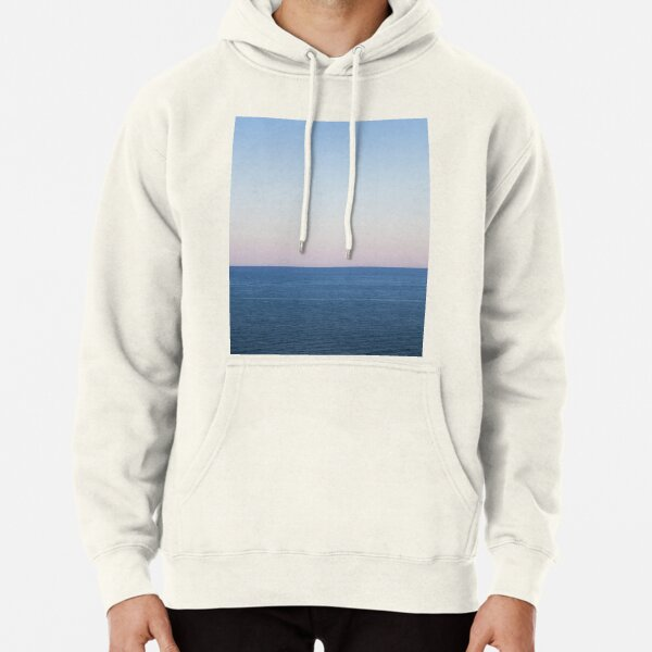 Lake Ontario at Dusk | Nature Photography Pullover Hoodie