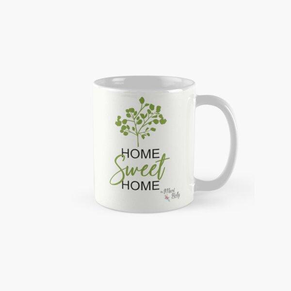 Home Sweet Home Green Taza clásica