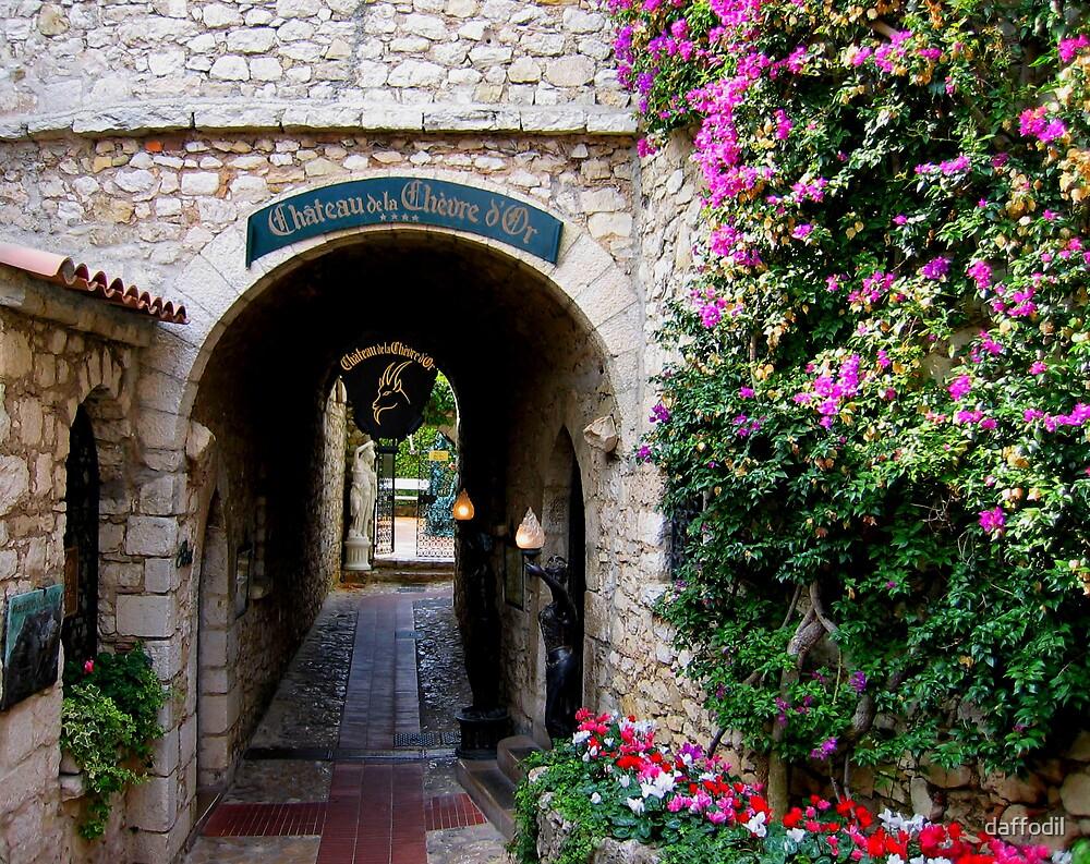 Enchanting alley by daffodil