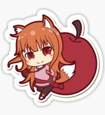 Holo - Spice and wolf Sticker