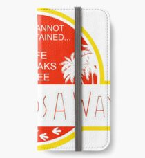 Life Finds A Way iPhone Wallet/Case/Skin