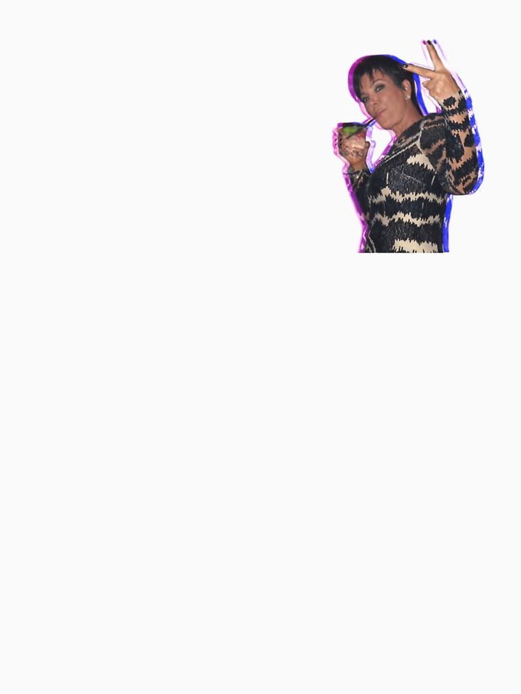 Kris Jenner Sticker by alyssamio