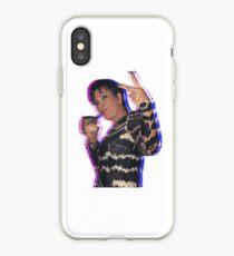 Kris Jenner Sticker iPhone Case