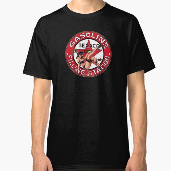 Texaco Retro Sign Classic T-Shirt