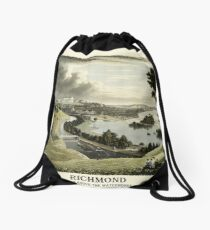 Richmond 1834 Drawstring Bag