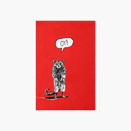 Oy from The Dark Tower Art Board Print