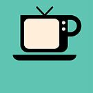 Coffee and TV by Viktor Hertz