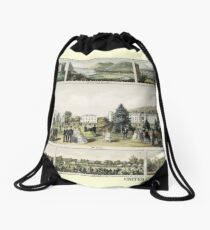West Point 1857 Drawstring Bag