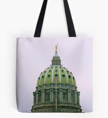 Captiol Dome  Tote Bag