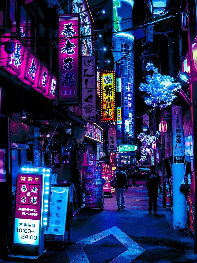 Blade Runner Vibes by HimanshiShah