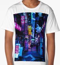 Blade Runner Vibes Long T-Shirt