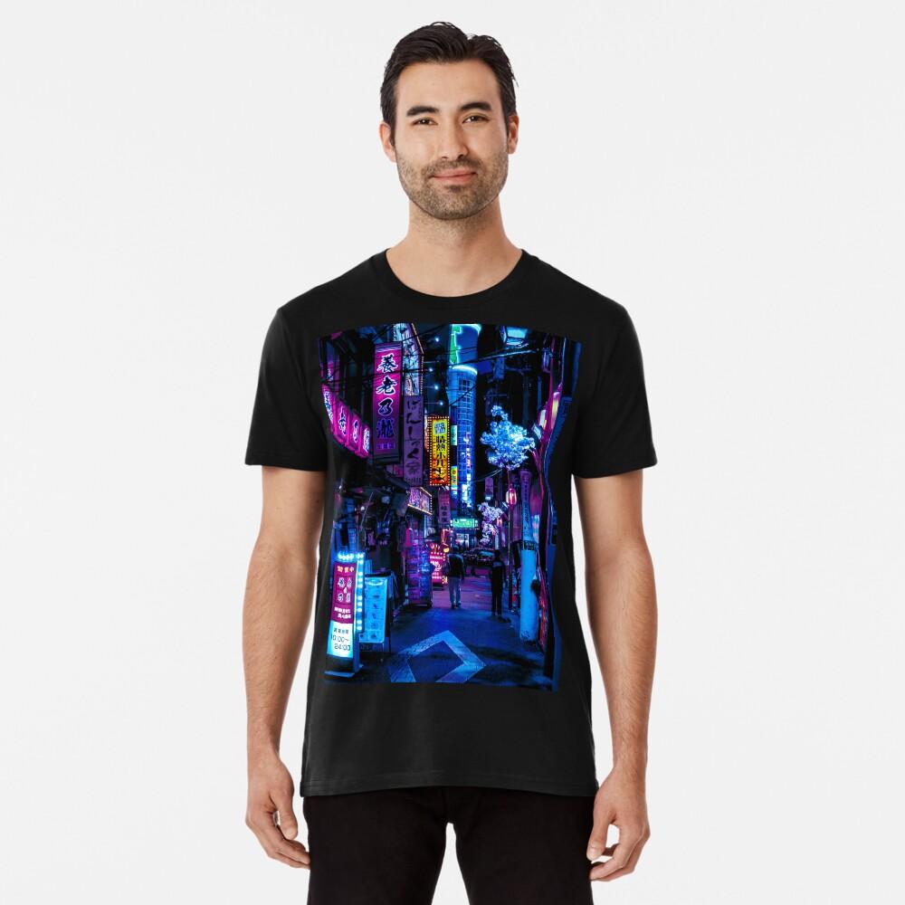 Blade Runner Vibes Premium T-Shirt