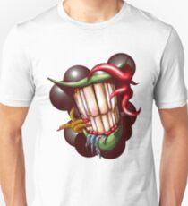 Horrific Smile Unisex T-Shirt