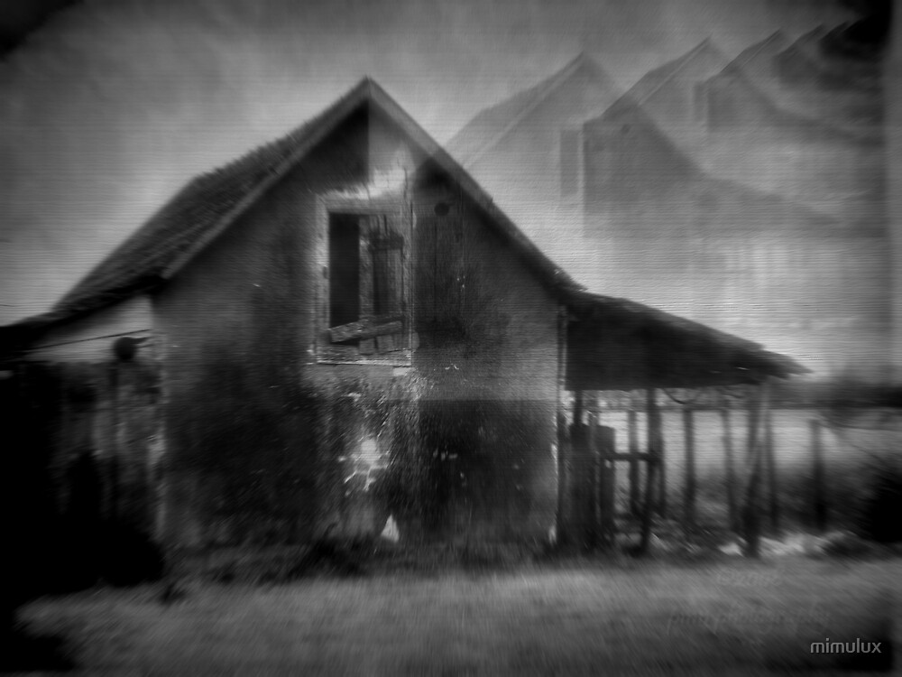 Haunted House by mimulux