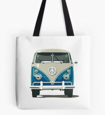 Hippie jumpsuit Tote Bag