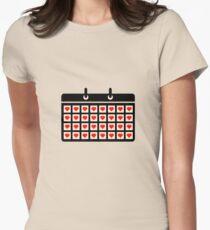 Eight Days A Week Women's Fitted T-Shirt
