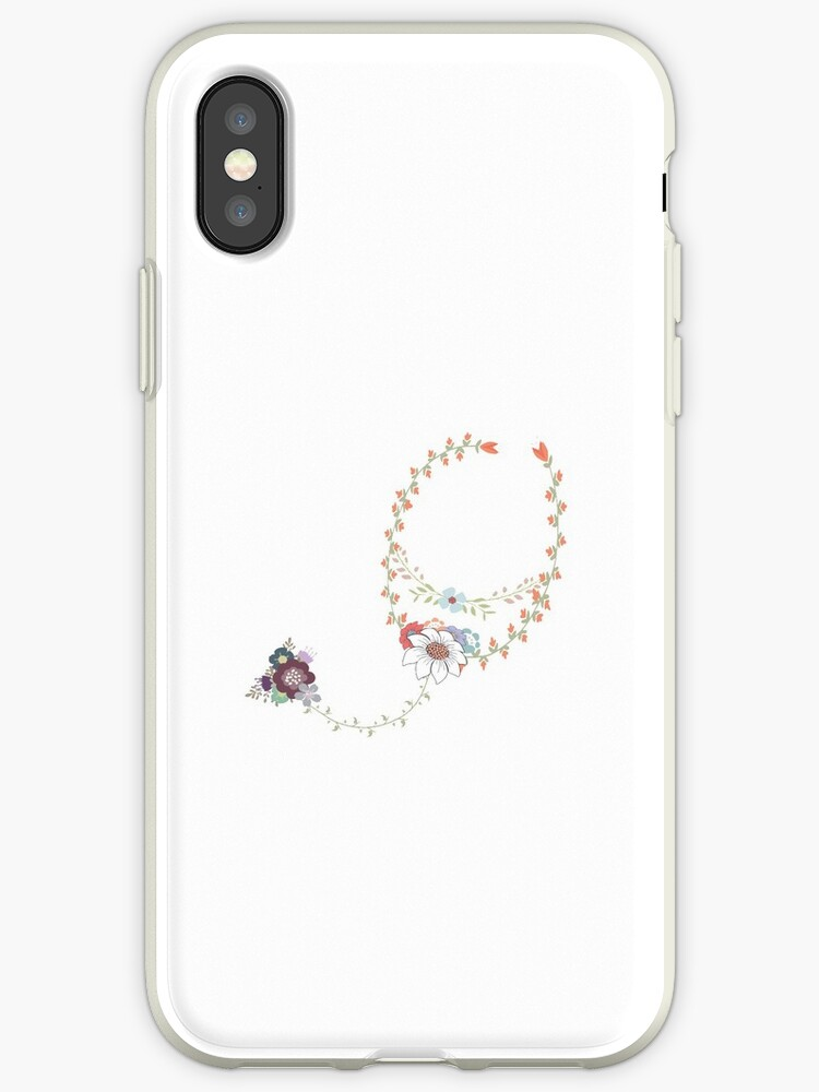 'Flower Stethoscope medical school gift ' iPhone Case by theluckytexan