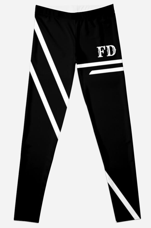 FD Clean black & white  by FerreiraLtd