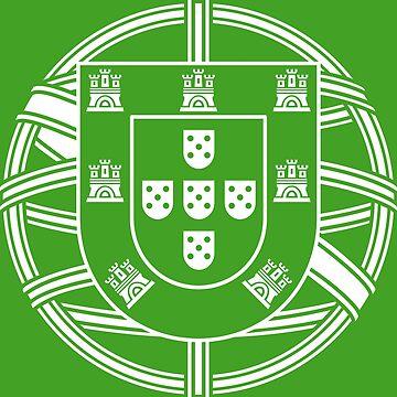 Portugal Brasão by no-doubt
