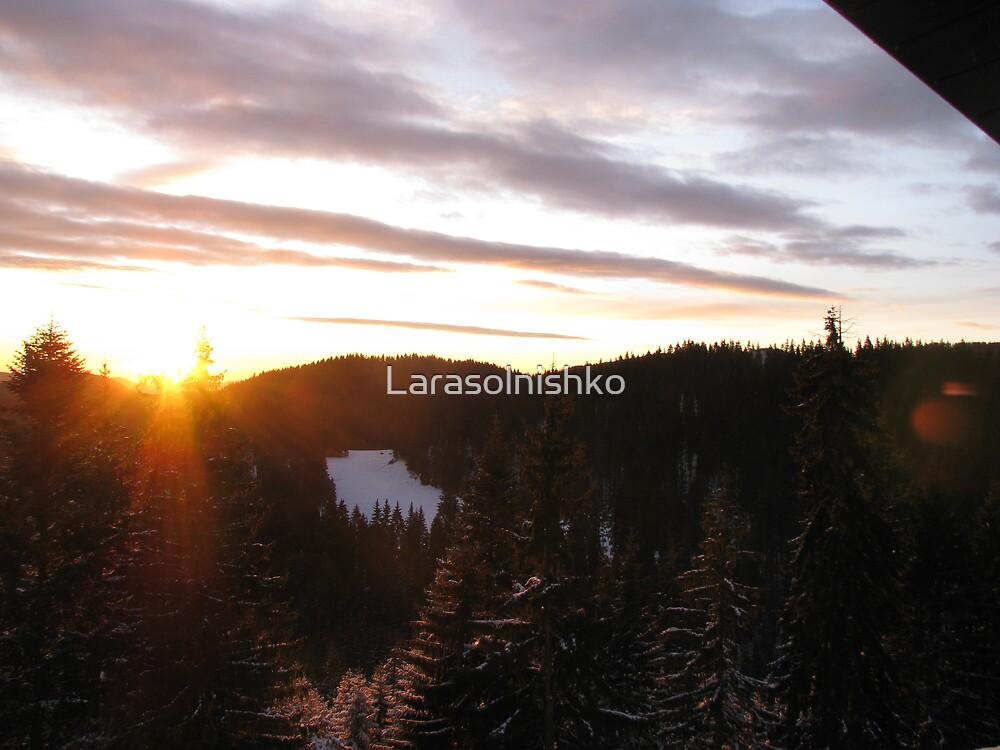 new day coming by Larasolnishko