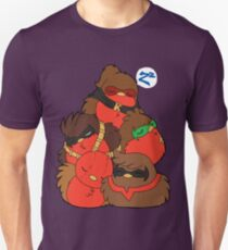 Go!Robins! - A pile of Robins Unisex T-Shirt