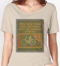 Bicycle Rohirrim Women's Relaxed Fit T-Shirt