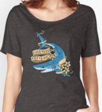 Mako Love, Not War Women's Relaxed Fit T-Shirt