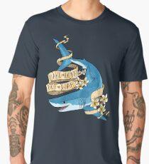 Mako Love, Not War Men's Premium T-Shirt