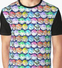 Running Eeveelutions Graphic T-Shirt