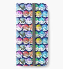 Running Eeveelutions iPhone Wallet/Case/Skin