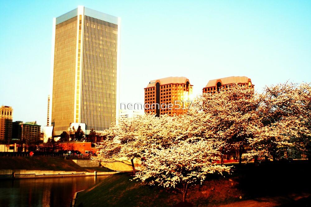 CITY SPRING by nemomoe517