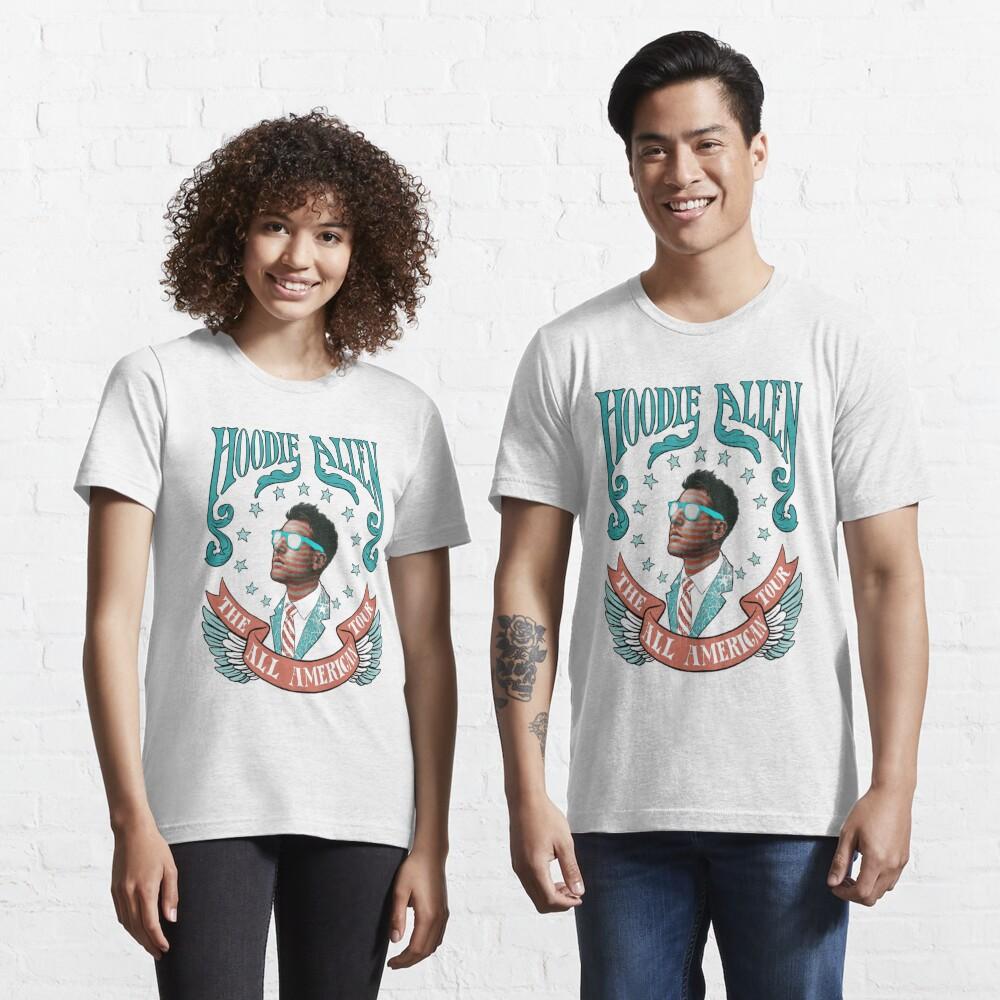 Hoodie Allen Tour 2012 Shirt Essential T-Shirt