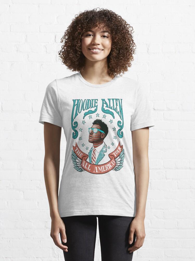 Alternate view of Hoodie Allen Tour 2012 Shirt Essential T-Shirt