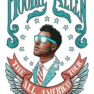 Hoodie Allen Tour 2012 Shirt by DeadlyGraphics