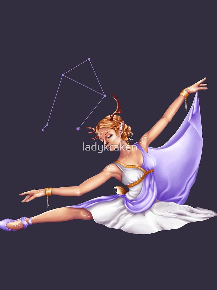 Libra OC - 12 Zodiac Ladies by ladykraken