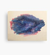 Little Patch of the Universe Canvas Print