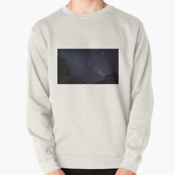 Back Yard Milky Way Pullover Sweatshirt