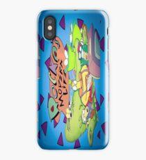 Rocko's Modern Family iPhone Case/Skin