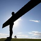 Angel of the North by John Dalkin