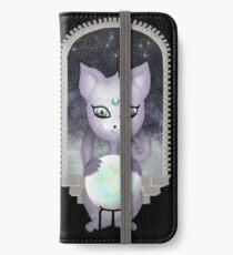 Mystic Miku | Crystal Ball & Zodiac | Black iPhone Wallet/Case/Skin