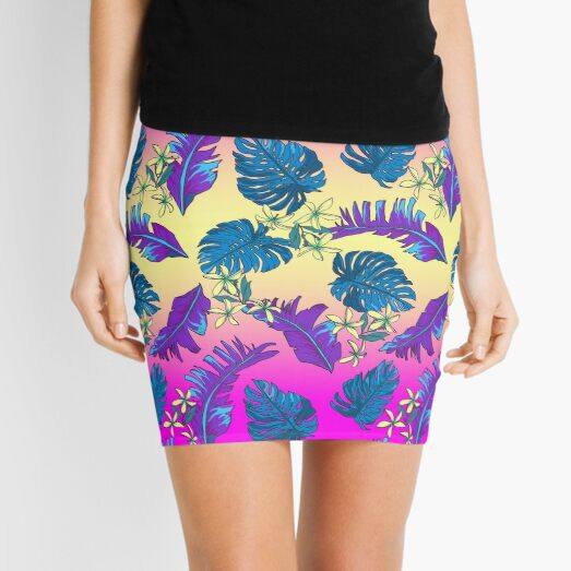 SUNSET_BOULEVARD Mini Skirt