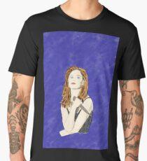 Buffy the Vampire Slayer —Watercolor Men's Premium T-Shirt