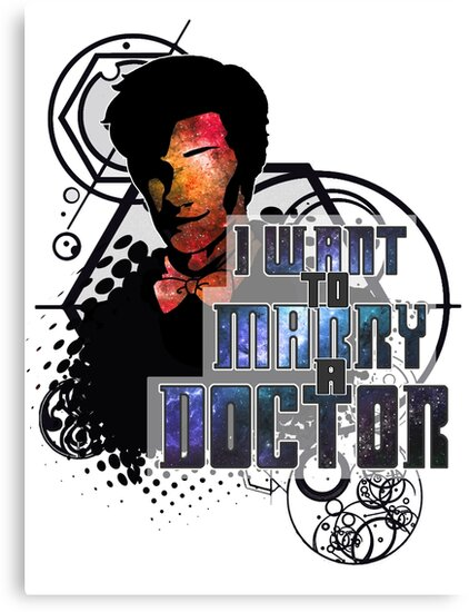 Marry a Doctor Smith by RileyRiot