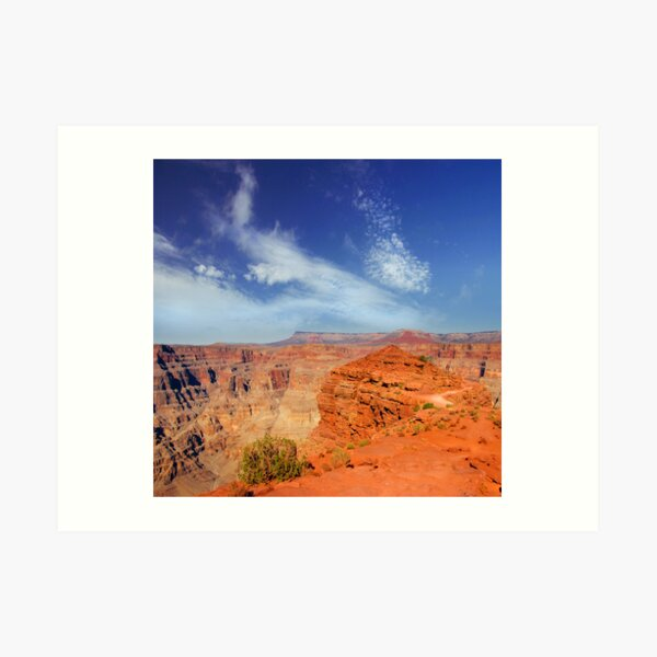 Grand Canyon, USA. Art Print